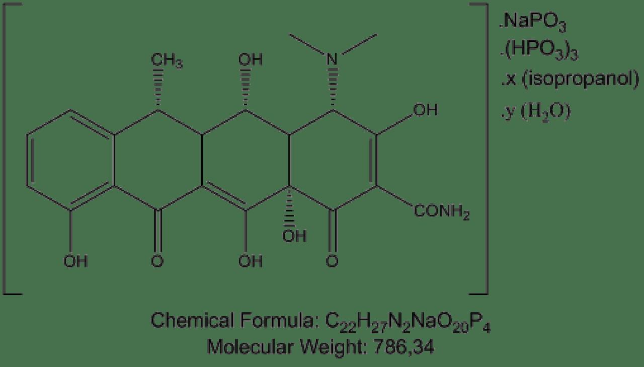 doxycycline-polyphosphate
