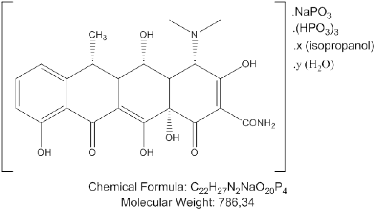 doxycycline-polyphosphate