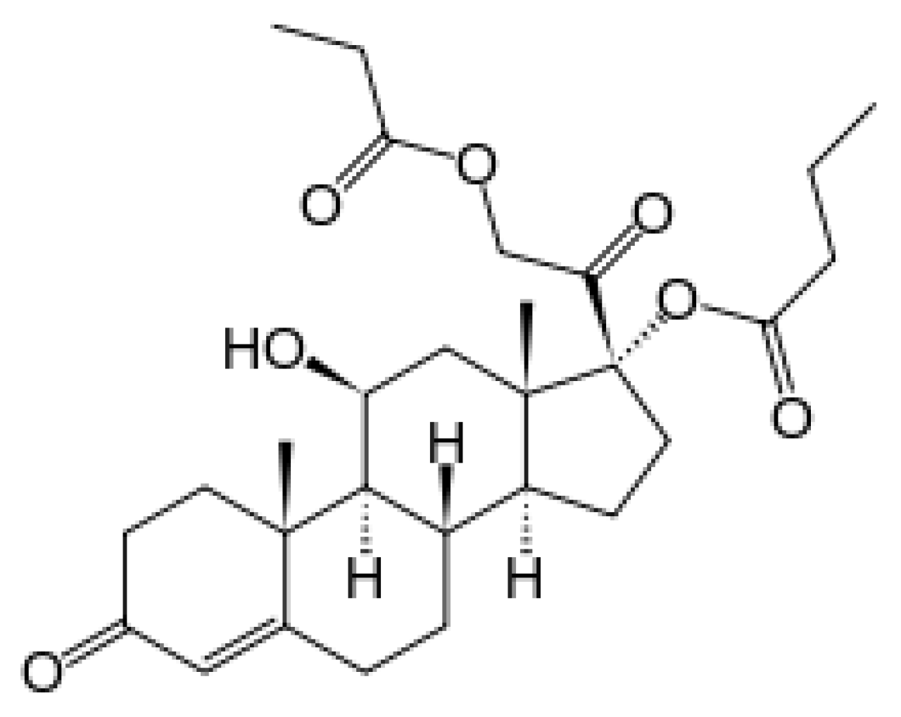 hydrocortisone-buteprate-chemical-structure