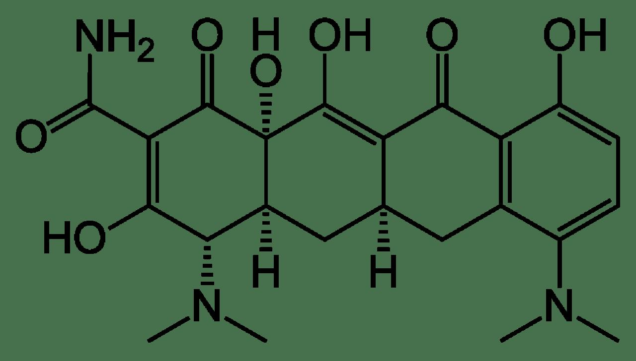 API Product: Minocycline Hydrochloride | Hovione